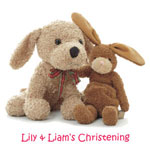 Traditional Christening Gifts for Baby
