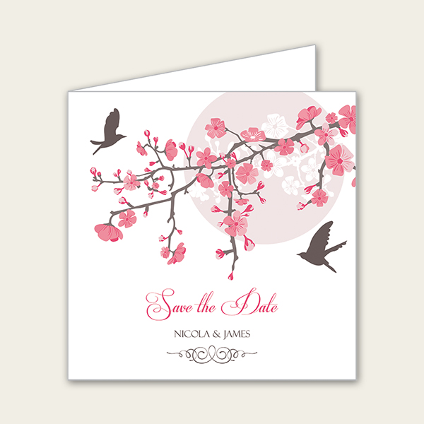Saving the Date with The Card Gallery