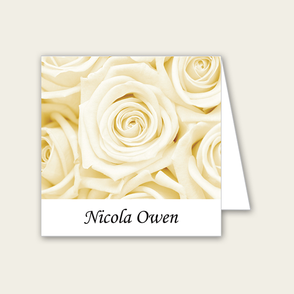 A Whole Host of Gorgeous Wedding Place Cards
