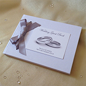 What is a wedding guest book?