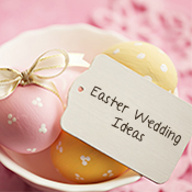 Easter Pastels Wedding Ideas