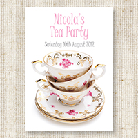 Hosting a Tea Party – Summer's Here