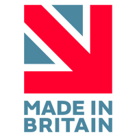 Made in Britain - celebrating our marque