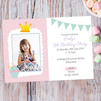 Ideas for a Girl's Princess Themed Birthday Party