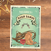 How to Organise a Barn Dance Birthday Party
