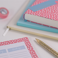 Introducing Our New Desk Stationery Collection