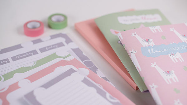 Getting Organised Desk Stationery Tips Join The Dots Small