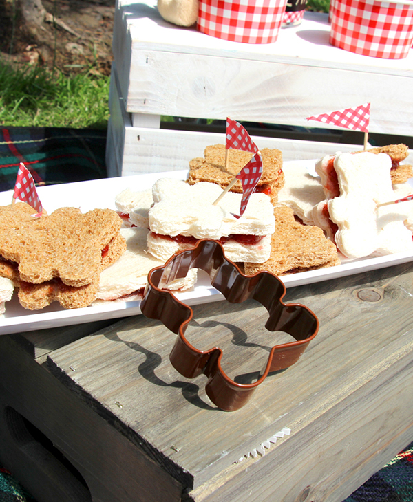 Ideas for a Children's Teddy Bear Picnic - Teddy Bear's Picnic Cutters - Party Delights