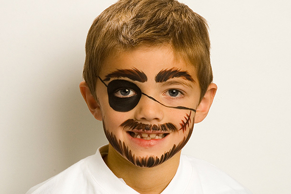 Plan a Pirate Party! - Made For Mums - Face Paint