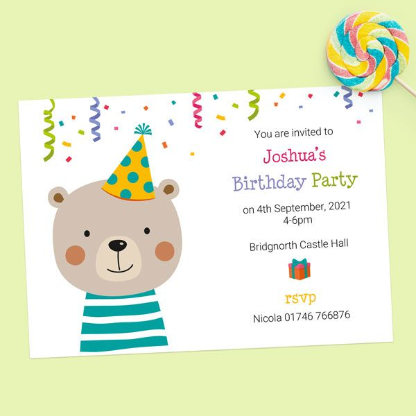 How Do You Respond To A Birthday Invitation Rsvp Blogs
