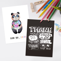 What to Write in a Teacher Thank You Card