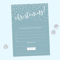How Do You Word a Christening Invitation?