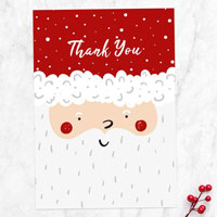 When to Send a Thank You Card after Christmas?