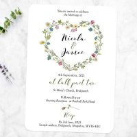 How Do You Write a Wedding Invitation?