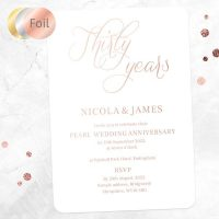 How Do You Politely Ask for Gifts on an Anniversary Invitation?