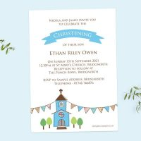 How Do You Plan a Christening?